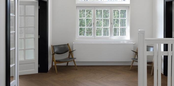 Nowe wcielenie klasyki – belgijskie podłogi jodełkowe Par-ky