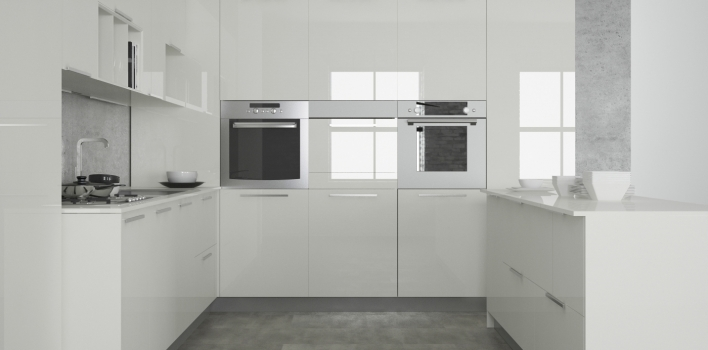 Panele podłogowe od kuchni – podłogi laminowane marki FAUS